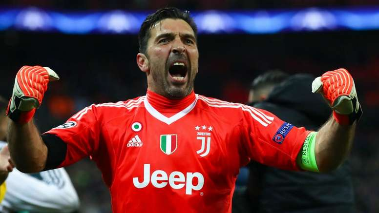 Buffon turned 40 in January. GOAL