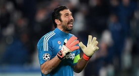 Buffon has announced he will retire at the end of the season. GOAL