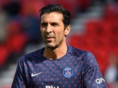Buffon hopes to avoid a potential Champions League final between PSG and Juventus. GOAL
