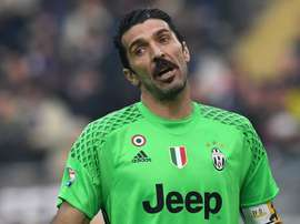 Gianluigi Buffon is set to make his 600th appearance for Juve. Goal