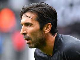 Buffon says he is getting on well with Areola, despite the competition for places. GOAL