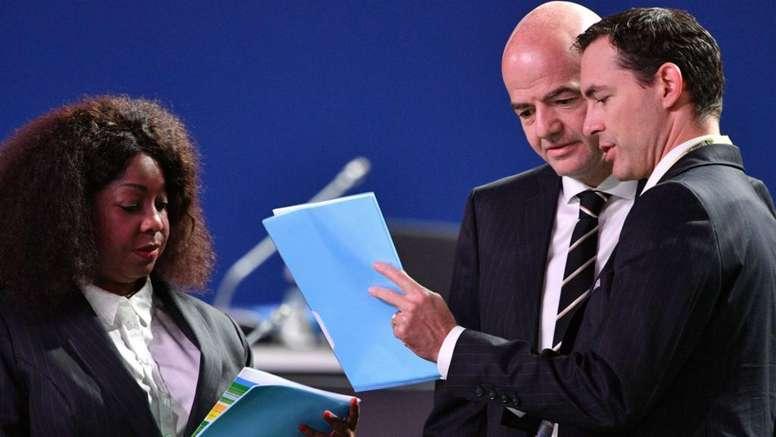 FIFA escolhe sede da Copa 2026.Goal