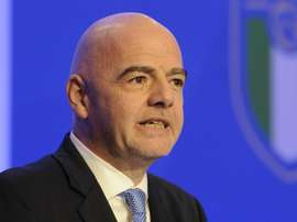 FIFA chief Infantino warns football will be 'different' upon return. GOAL