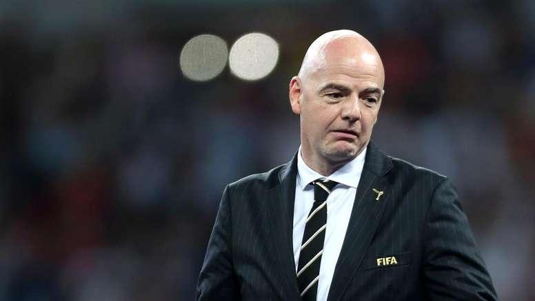 A FIFA nega qualquer tipo de envolvimento em corrupção. Goal