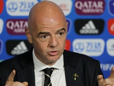 FIFA welcomes Qatar law changes. GOAL