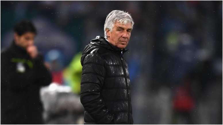 Gasperini wants Atalanta in the Champions League. GOAL
