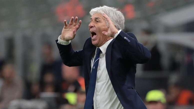Gasperini insists Atalanta belong despite second Champions League defeat. GOAL