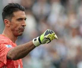 Buffon risposa la Juventus: vuole il rinnovo fino al 2021