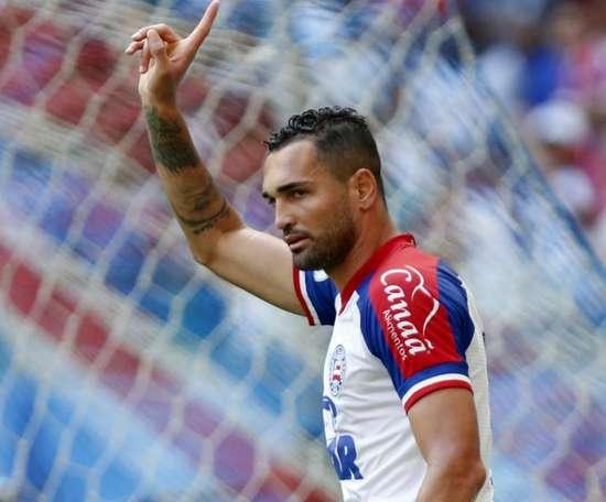 Gilberto é o vice-artilheiro do Brasileirão. Goal
