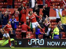 EFL Cup: Forest sink Newcastle amid late drama, Everton and Watford through