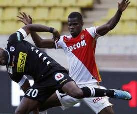 Lacina Traoré et Elderson Echiejile ne sont plus Monégqsques. Goal