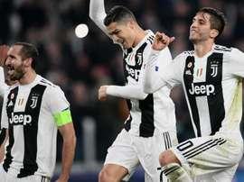 Chiellini parla di Ronaldo. Goal