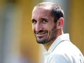 Giorgio Chiellini says he will play for at least another year. GOAL