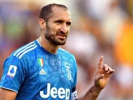 Juventus, Chiellini: 'Potrei tornare tra febbraio e marzo'