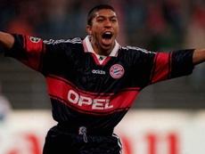 Como Luizão roubou a vaga de Élber na seleção brasileira pentacampeã em 2002. Goal