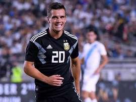 Nova geração argentina promete. Goal