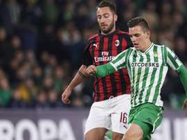 Lo Celso ravit les supporteurs 'beticos'. Goal