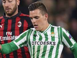 Lo Celso is a regular at Betis. GOAL