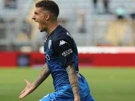 Di Lorenzo primo colpo del Napoli. Goal