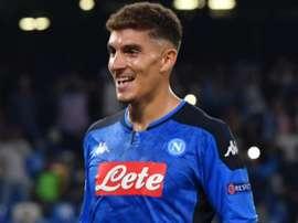 Napoli, favola Di Lorenzo: dalla Serie C alla Champions in tre anni