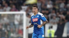 Napoli, l'agente contro Ancelotti: 'Di Lorenzo deve giocare a destra'. Goal