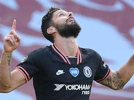 Chelsea - Olivier Giroud explique sa célébration engagée. Goal