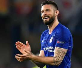 Drop in intensity caused Chelsea's Europa League fright – Giroud.