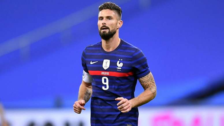 Giroud will make a decision in January. GOAL