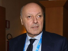 Marotta has denied that he put any undue pressure on the referee during the game. GOAL