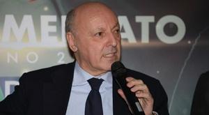 Il commento di Marotta alle grandi prestazioni di Icardi nel PSG. Goal
