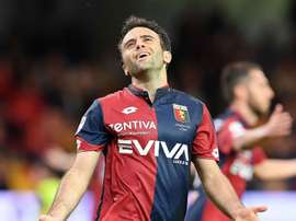 Rossi was released by Genoa at the end of last season. GOAL
