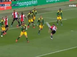 Le bijou de Senesi. Feyenoord