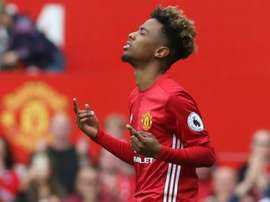 Angel Gomes first PL player born in 2000. AFP