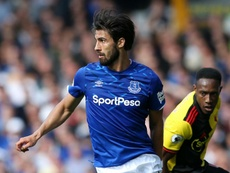 Andre Gomes could start for Everton against Arsenal. GOAL