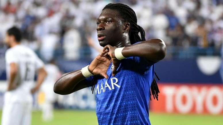 Bafétimbi Gomis se confie. Goal