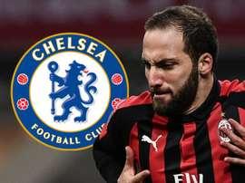 Ex-Chelsea diz que Higuaín pode recolocar o time na briga pelo título da Premier League