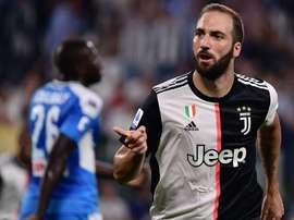 De Laurentiis apre al ritorno di Higuain al Napoli. Goal