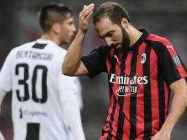 Milan, Higuain è costato 19 milioni per 174 giorni. Goal
