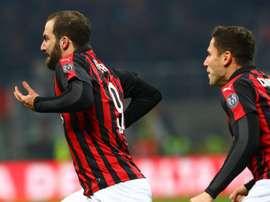 Higuain sauve les siens. Goal