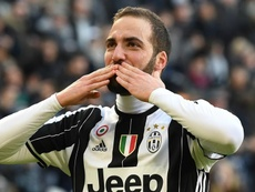 Gonzalo Higuian has been linked to Roma in Italy. GOAL