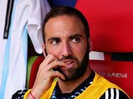 Higuain has been linked with a move to AC Milan. Goal