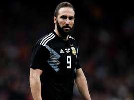 Higuain treated badly – Batistuta defends former Argentina striker