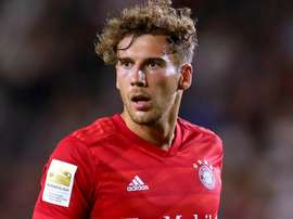 Bayern midfielder Goretzka undergoes thigh surgery. GOAL