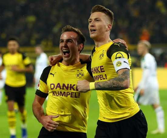 Gotze's performances have made him integral to Dortmund. GOAL