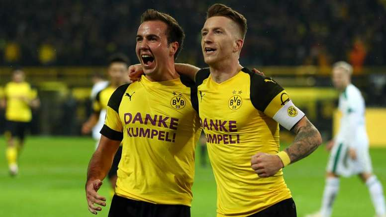 Bundesliga decider as Dortmund and Bayern will be looking to win. GOAL