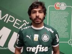 Boas notícias do lado verde de São Paulo. Goal