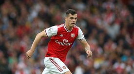 He is important for Arsenal – Emery defends Xhaka after fans turn on him.