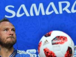 Capitão da Suécia espera ter alegria em dobro.Goal