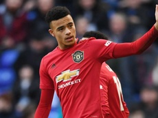 Greenwood has been on fire for United. GOAL