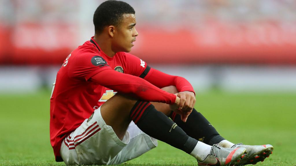 Man United striker Greenwood admits to 'poor judgement' after balloon incident